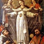 Consecration - to Our Lady of Mercy